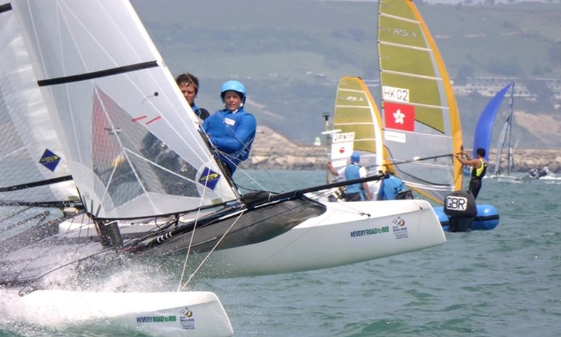 Cumbrae Support @ ISAF World Cup Series