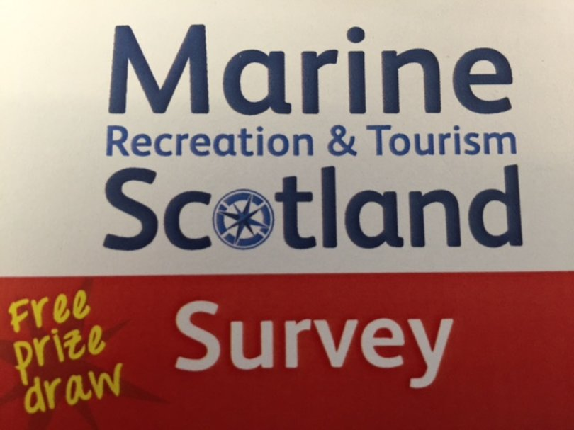 Have you completed the 'Marine Scotland' Survey yet?