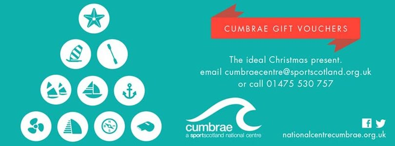 A 'Cumbrae Christmas': Gift Vouchers Now on Sale!