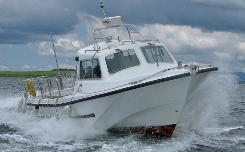 Procharter Work Boat