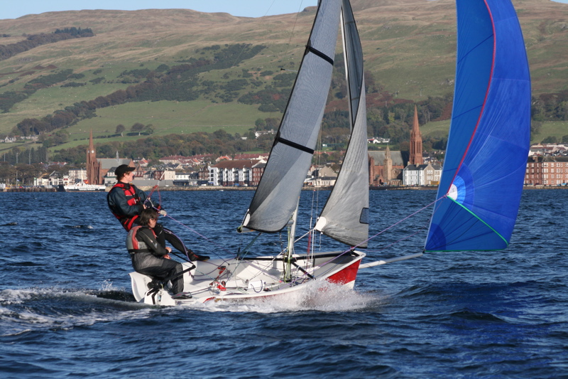Dinghy Sailing   National Centre Cumbrae, watersports